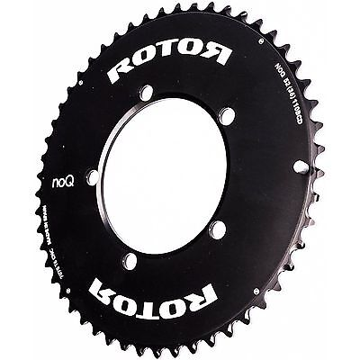 ROTOR noQ Aero 110 BCD Outer Road Bike Cycle Cycling Chainring - 50T