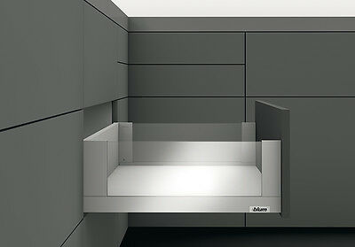 Blum LEGRABOX free Frontauszug TIP-ON BLUMOTION Höhe C 177 mm
