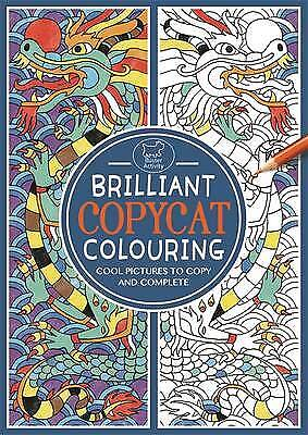 Brilliant Copycat Colouring: Cool Pictures to Co, Golden Twomey, Emily, New