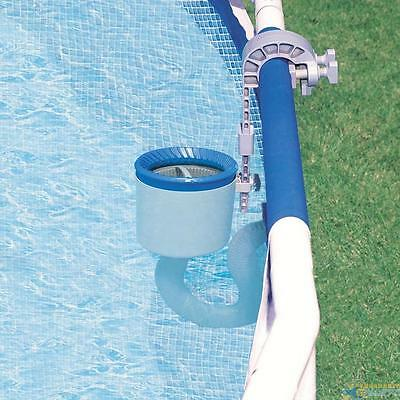 Skimmer DELUXE HOOK MIT POOL CLEANING SERVICE 28000 INTEX