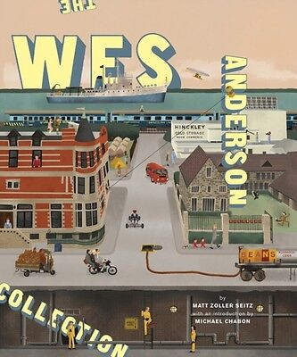 The Wes Anderson Collection (Hardcover), Seitz, Matt Zoller, Ande...