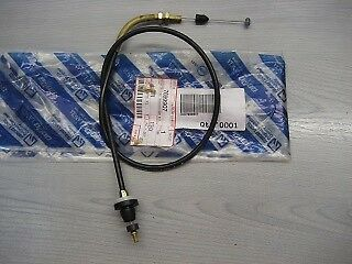 Cable Accelerateur Fiat Panda Type 141 Reference 7699907