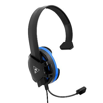 Turtle Beach Recon Gaming Chat Headset with Mic for Sony PS4, PS4 Pro BRAND NEW