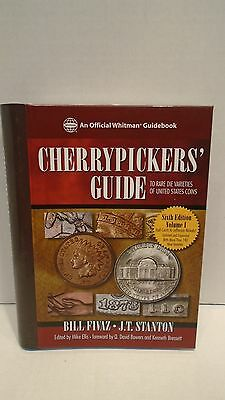 SALE Cherrypickers Guide To Rare Die Varietied Of U.S. Coins 6th Ed. Vol.1