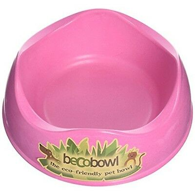 Becothings Becobowl Eco-friendly Biodegradable Pet Bowl For Dog, Medium, - Beco