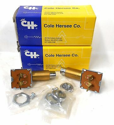 Cole Hersee Co. 9002 Momentary Door Switch, Lot Of 2