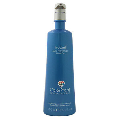 TruCurl Curl Perfecting Shampoo by ColorProof for Unisex - 25.4 oz Shampoo