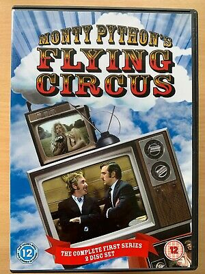 Monty Python's Flying Circus - First Season / Series 1 ~ Classic Comedy UK DVD