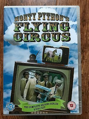 Monty Python's Flying Circus - Second Season / Series 2 ~ Classic Comedy UK DVD