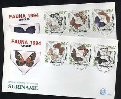 (939165) Triangle, Butterflies, Suriname