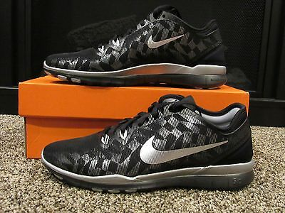 e302d17f48ff Women s NIKE FREE 5.0 TR FIT 5 MTLC Training Running Shoes Sneakers - 806277  001