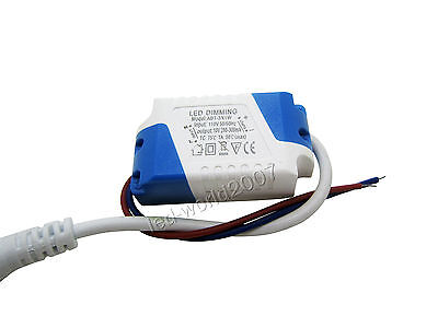 10x Dimming Led Driver Constant Current Power Supply 10V 280-300mA For 3x 1W LED