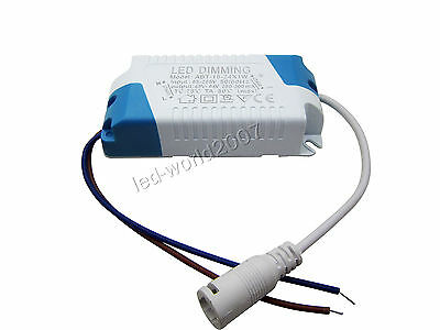 5x Dimming 15-24pcs 1W Led Driver Constant Current Power Supply 45-84V 280-300mA