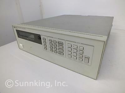 HP 6624A System DC Power Supply