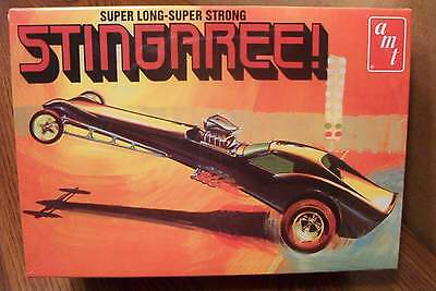 Amt Stingaree Funny Car / Dragster Model Kit 1/25 Scale