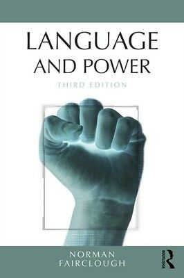 Language and Power (Paperback), Fairclough, Norman, 9781138790971