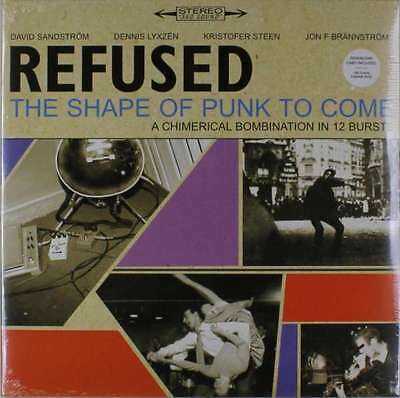 Refused - The Shape Of Punk To Come NEW LP