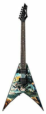 Dean Guitars Dave Mustaine United Abomination - Chitarra Flying, stile a V