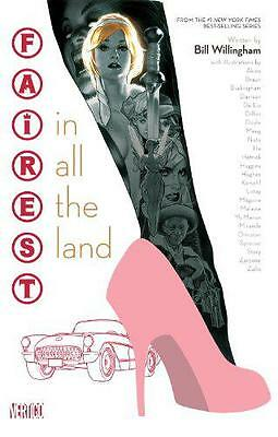 Fairest In All the Land HC, Willingham, Bill | Hardcover Book | 9781401239008 |