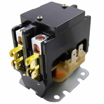 Replacment for C230B 45EG20AF CR453CC2AAA Contactor 2 Pole 30A 120V Coil