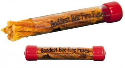 EOG Baddest Bee Fire Fuses Tinder Emergency Survival Camping Hunting Kits