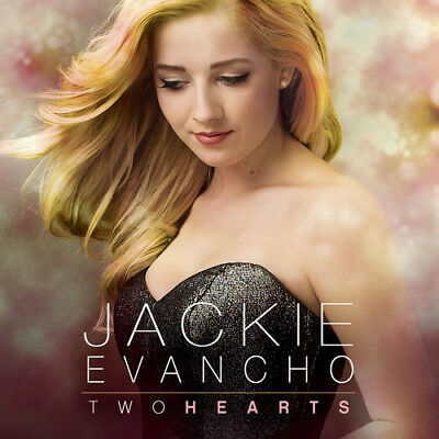 Jackie Evancho - Two Hearts [New CD]