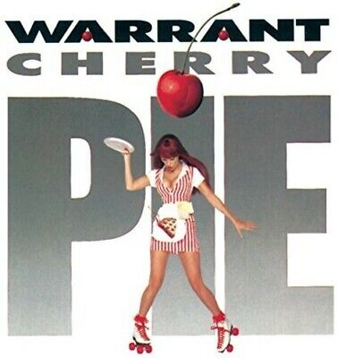Warrant - Cherry Pie [CD New]