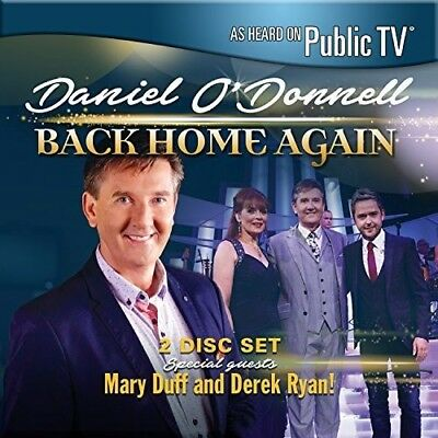 Daniel O'Donnell - Back Home Again [New CD]