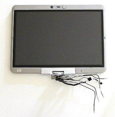 """OEM HP Elitebook 2730p Matte LCD 12 1/"""" Screen Assembly COMPLETE TESTED B Grade"""