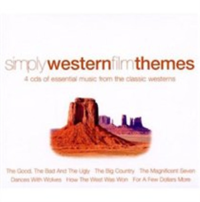 Various Artists-Simply Western Film Themes  (UK IMPORT)  CD / Box Set NEW
