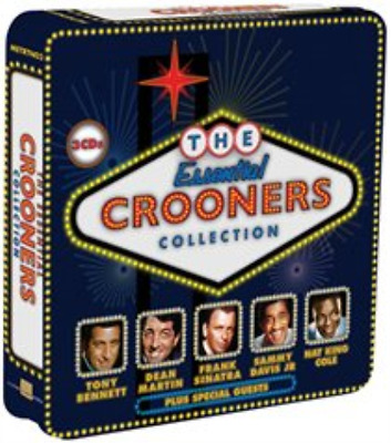 Various Artists-The Essential Crooners Collection  (UK IMPORT)  CD / Box Set NEW