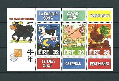 IRLANDE - 1997 YT 985 à 987 bloc - TIMBRES NEUFS** LUXE