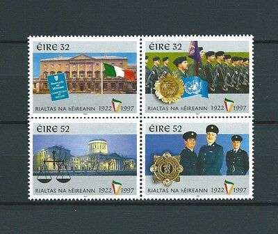 IRLANDE - 1997 YT 988 à 991 - TIMBRES NEUFS** LUXE