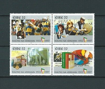 IRLANDE - 1997 YT 999 à 1002 - TIMBRES NEUFS** LUXE