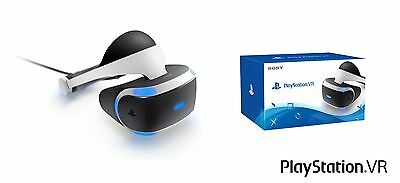 NEW OPEN BOX - SONY PLAYSTATION VR HEADSET for PS4 / Playstation 4  CUH-ZVR1