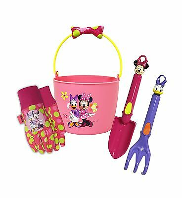 Disney Minnie Mouse Bucket and Garden Tool Set Combo Pack MY14P03 Size: K... New