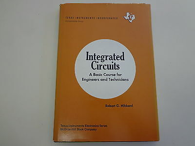 Texas Instruments Integrated Circuits 1969 HBDJ Technical