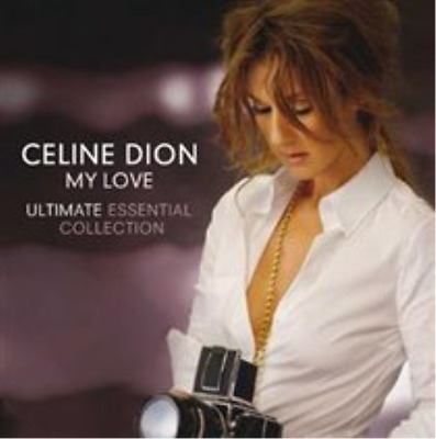 Celine Dion-My Love: Ultimate Essential Collection  (UK IMPORT)  CD NEW