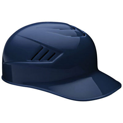 Rawlings Catcher and Base Coach CFPBH-N-738 6 7/8 - 7 5/8 Navy Batting Helmet