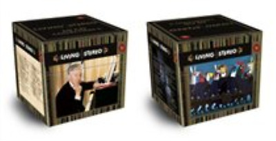 Various Artists-Living Stereo Collection  (UK IMPORT)  CD / Box Set NEW