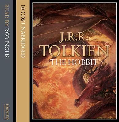 NEW The Hobbit By J. R. R. Tolkien Audio CD Free Shipping