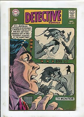Detective Comics #379 (Fn/vf) Two Killings For The Price Of One!