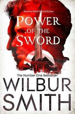 NEW Power of the Sword By Wilbur Smith Paperback Free Shipping