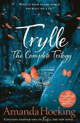 NEW Trylle : The Complete Trilogy By Amanda Hocking Paperback Free Shipping