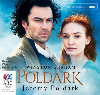 NEW Jeremy Poldark : Poldark #3 By Oliver Hembrough Audio CD Free Shipping