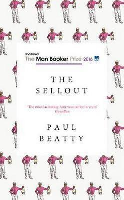 NEW The Sellout By Paul Beatty Paperback Free Shipping