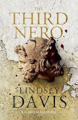 NEW The Third Nero By Lindsey Davis Paperback Free Shipping