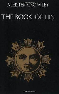 aleister crowley book of lies pdf