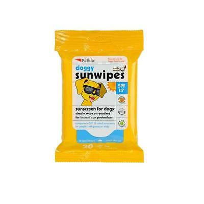 Petkin Sunscreen Wipes