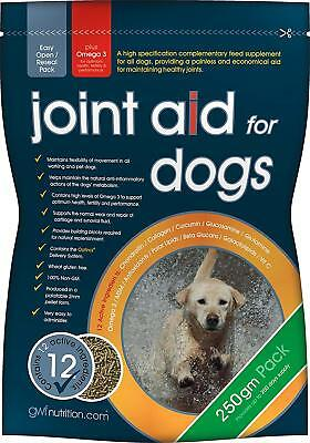 Joint Aid For Dogs + Omega 3